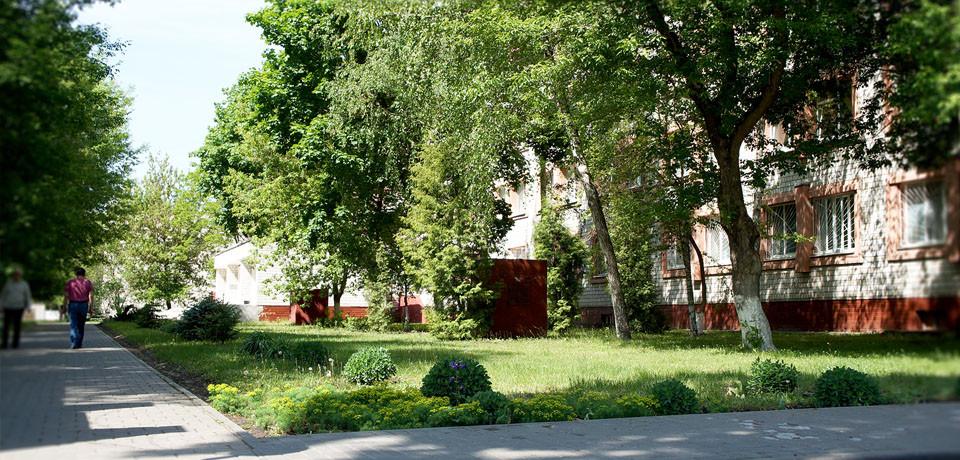 Здание больницы, фотография 2