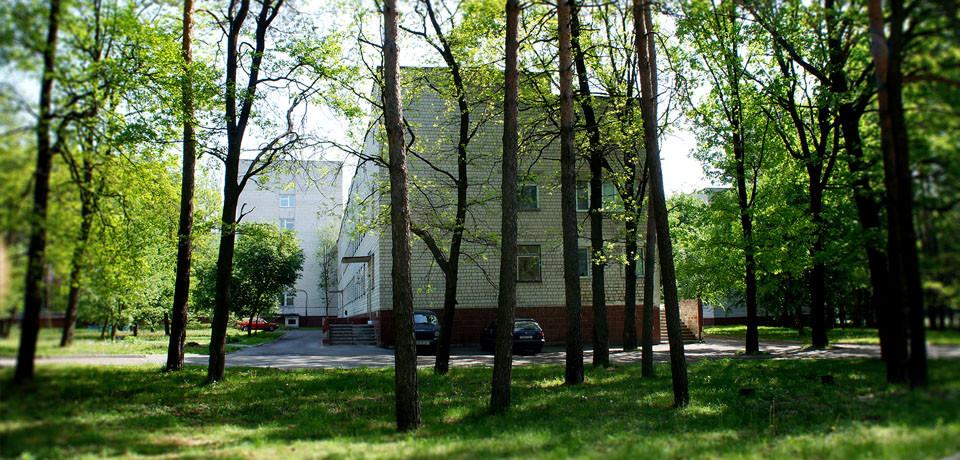 Здание больницы, фотография 4